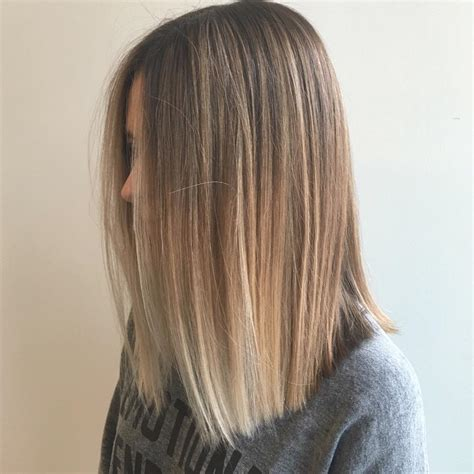 quick hairstyles for straight medium length hair 25 alluring straight hairstyles for 2018 short medium