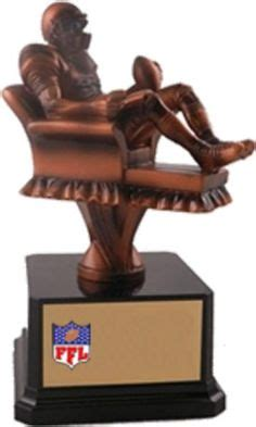 what is an armchair quarterback 1000 ideas about fantasy football trophies on pinterest
