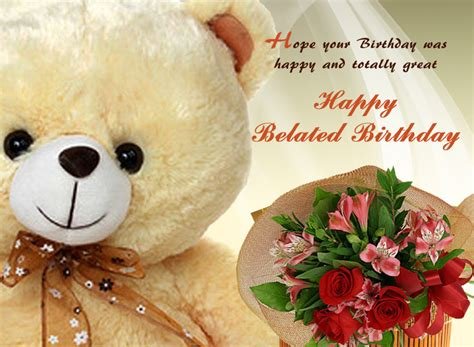happy belated birthday messages  wishes wishesmsg