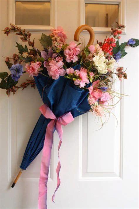 idea fiori composizioni floreali con ombrello 15 idee a cui ispirarsi