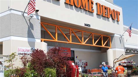 bank stocks dive home depot select blue chips rise