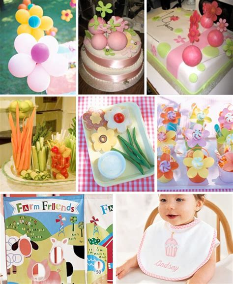 cute themes for baby first birthday 6 yo flower theme birthday party babycenter