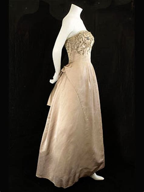 evening gown c 1950s vintage gallery of 1930s 1950s vintage clothing at vintage textile