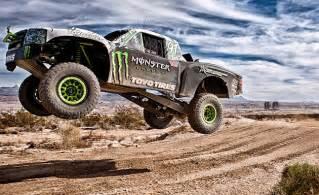 Wheels Rc Energy Baja Truck Road Racer B J Baldwin Do His Best Ken Block