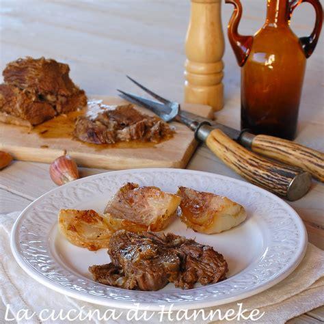 cucinare l arrosto di manzo arrosto di manzo stracotto all aceto la cucina di hanneke