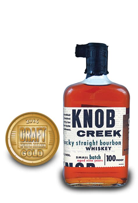 Knob Creek Small Batch by 2014 Award Winners G M Craft Competition