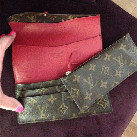 Louis Vuitton 3in1 50432 48 louis vuitton clutches wallets louis vuitton josephine wallet from angie s closet