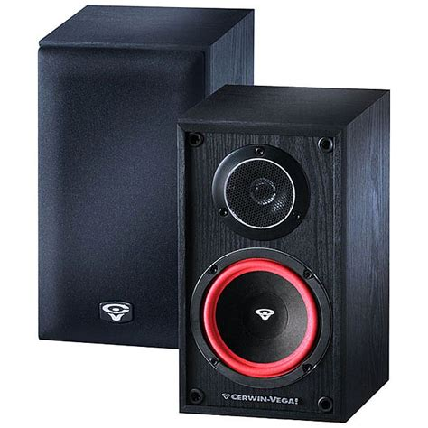 cerwin cerwin ve 5m bookshelf speakers pair