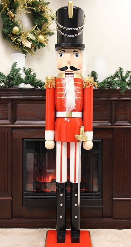 large outdoor nutcracker soldiers nutcrackers search nutcrackers soldiers products and