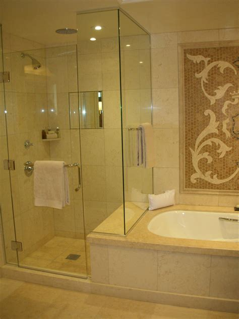 Bathtub Shower Stall Combination Beautiful Tub Shower Combo Bathrooms