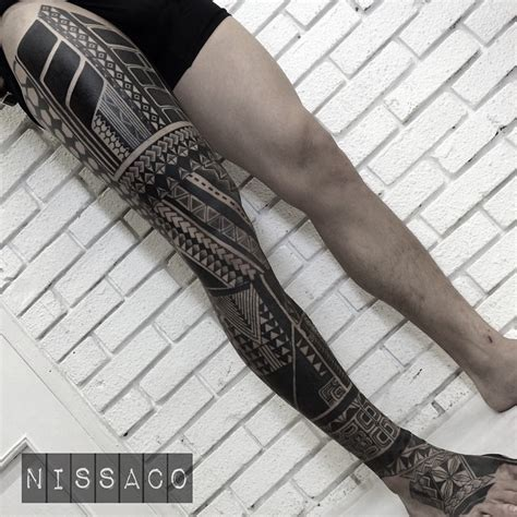 full maori leg tattoo best tattoo ideas gallery