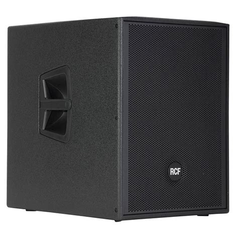 Speaker Subwoofer Rcf rcf 905 as 171 active pa speakers