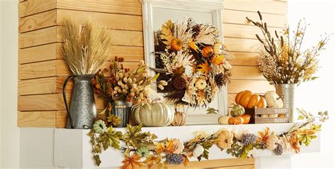 michaels fall decor cheap fall decorating ideas