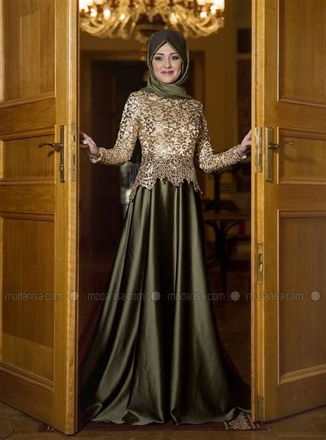 Contoh Baju Muslim 10 Contoh Model Baju Muslim Untuk Pesta Terbaru 2018