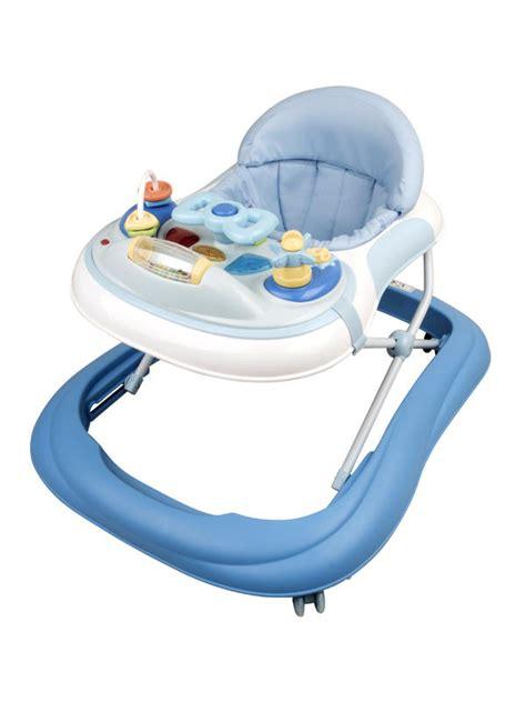 Babyelle 0188 Baby Walker 2 In 1 Blue Alat Bantu Jalan Baby Walker baby walkers