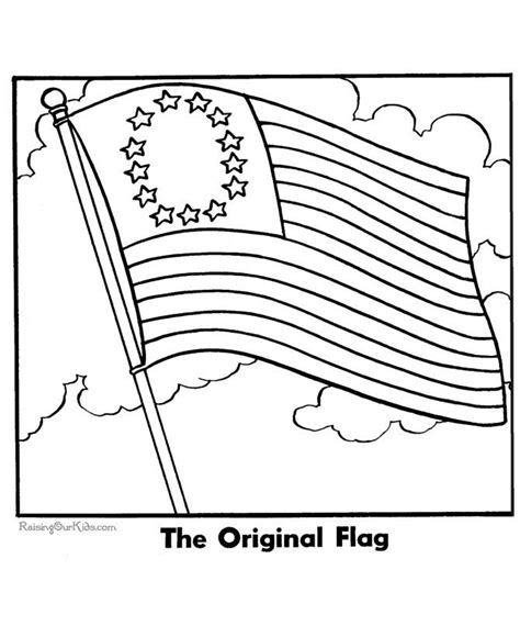 American Homes Coloring Pages