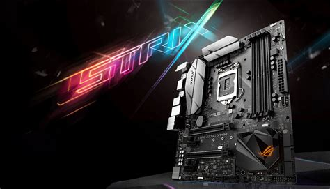 Asus Rog Z270g Strix Gaming rog strix z270g gaming motherboards asus usa