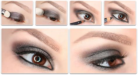 tutorial eyeshadow mac makeup tutorial smokey eyes with mac cinderfella