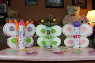 How To Make A Bathtub Diaper Cake Butterfly Diaper Cake How To Make Youtube