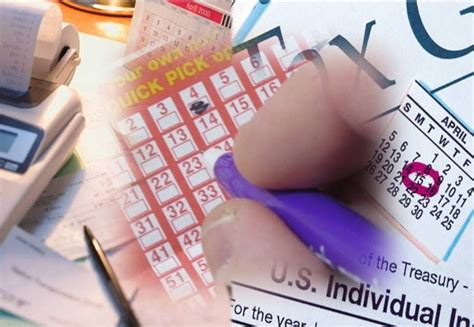Taxes On Sweepstakes Winnings - lottery winnings tax can taxes be lowered when selling lottery payments