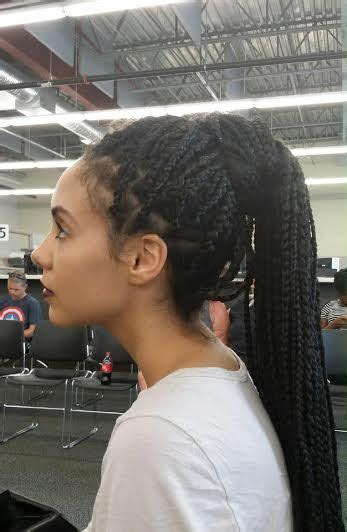 box braids styles tumblr box braid styles tumblr