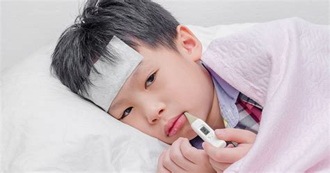 how do you if your has a fever what are the different types of fever in children unilab