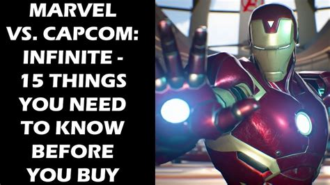 everything you need to know before you sign a wedding marvel vs capcom infinite 15 things you absolutely need