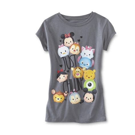 Shirt Tsum disney tsum tsum graphic t shirt just chillin shop your way shopping earn