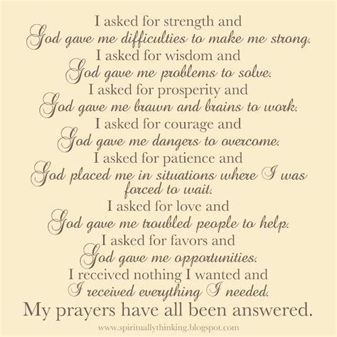 Psalm For Comfort by Prayers For Strength And Comfort Asked For Strength Poem