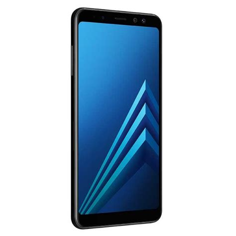 Samsung A8 Plus celular libre samsung a8 plus ds negro 4g alkomprar