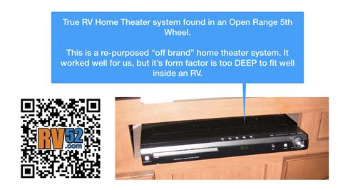 rv home theater system trick tips pointers and