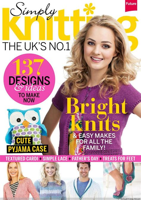 simply knitting 58 best images about knitting mags simply knitting on