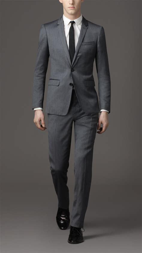 images of modern suits burberry london men subtle stripe modern fit suit men s