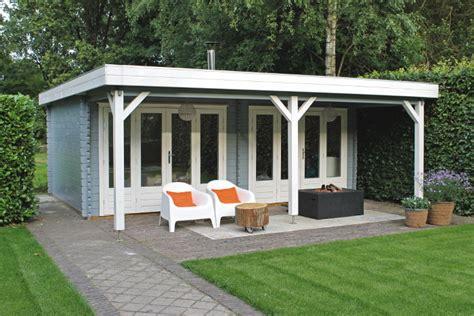 Outdoor Entertaining Area Ideas - summerhouses with verandas