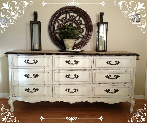 chalk paint ideas vintage country style get inspired before after