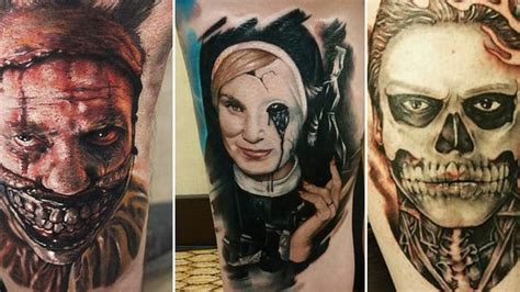 Bali Tattoo Horror Stories | 11 american horror story tattoos that will send you to the