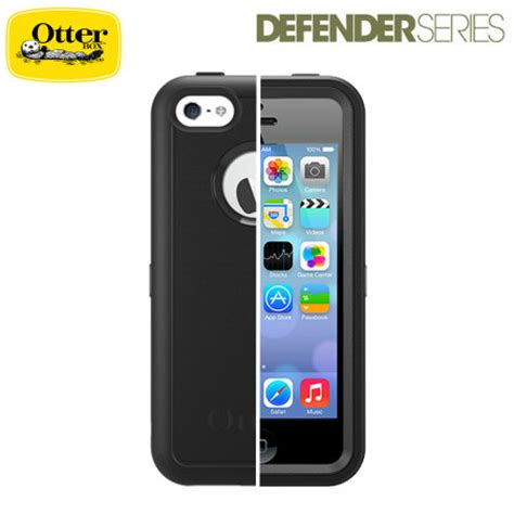 iphone 5c defender series slipcover otterbox defender series for iphone 5c black