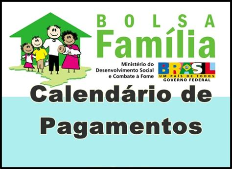 O Calendario Da Bolsa Familia 2015 Calend 225 Bolsa Fam 237 Lia 2015 Tabela Pagamentos