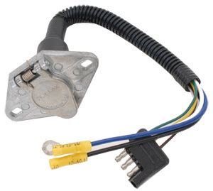 u haul connect trailer wiring harness 6 way adapter