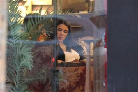 Tattoo Parlor Santa Monica | madison beer gets a tattoo on her ankle at a tattoo shop