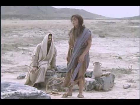 fotos de la mujer samaritana y jesus la mujer en el pozo youtube