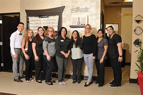 doctors staff  marciano family optometric  west