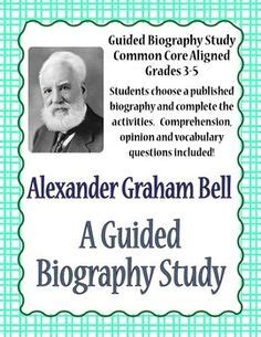 alexander graham bell biography for students inventors galore