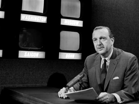50 years ago today walter cronkite signed on tvnewser cbs evening news with scott pelley cronkite s anchoring