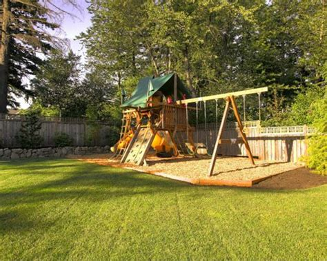 backyard swing set ideas swing set ideas pictures remodel and decor