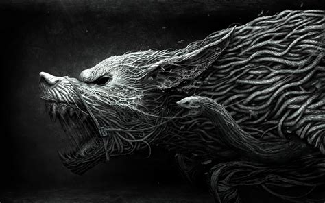 Werewolf Wallpapers - Wallpaper Cave Awesome Pictures Of Werewolves