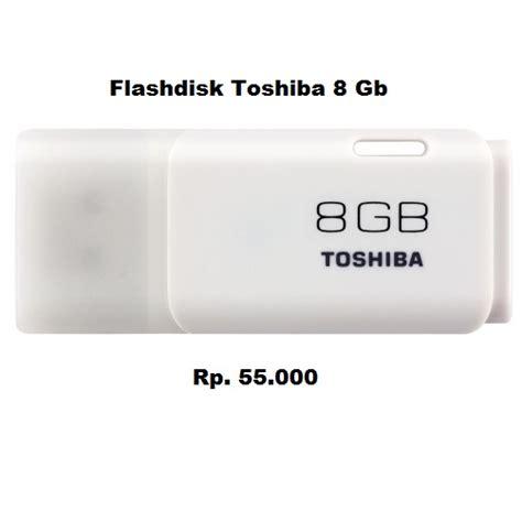 Flashdisk Toshiba 8 Gb Hayabusa Tosa Usb daftar harga sinar computer