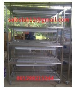 Rak Kultur Jaringan sell tool rack tissue culture laboratory from indonesia by cv alat laboratorium usaha cheap price
