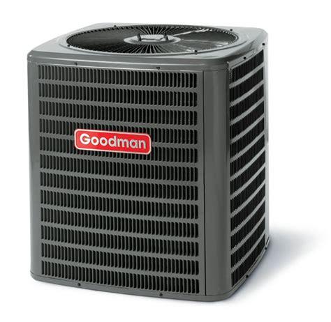 capacitor goodman air conditioner 3 ton goodman a c gsc13 central ac unit condenser gsc130361 r 22 ebay