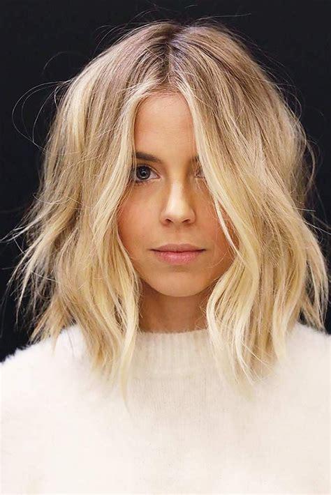 show me layered haircuts not on celebrities 25 b 228 sta cute medium length haircuts id 233 erna p 229 pinterest